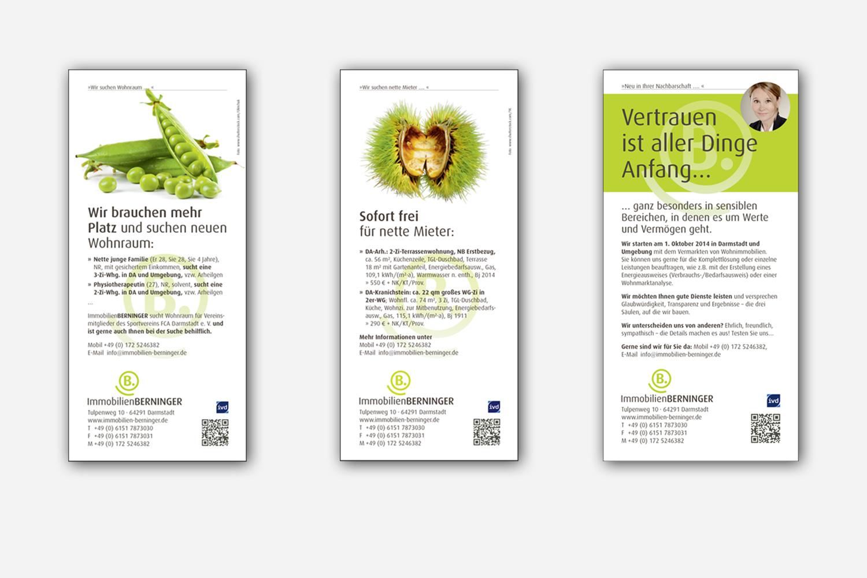 Immobilien berninger darmstadt designagentur gabriele for Designagentur darmstadt