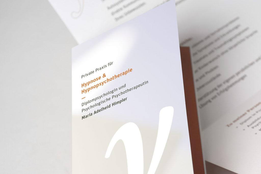 Design Erscheinungsbild Praxis