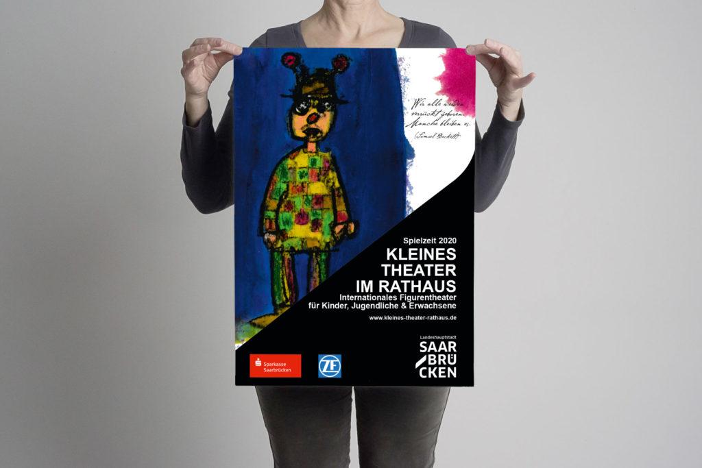 Plakate Kleines Theater im Rathaus