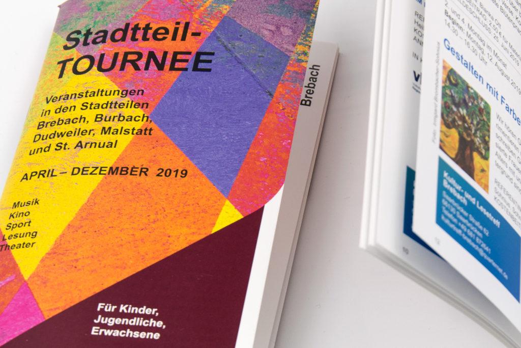 Design Stadtteil-Tournee