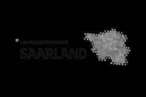 Saarland Landesdenkmalamt Logo sw