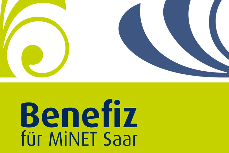 Design Benefiz MiNET Saar